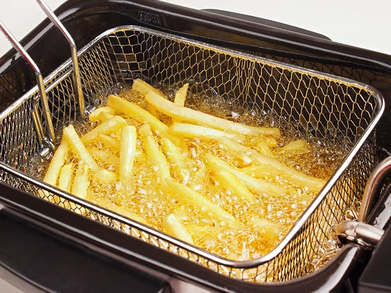 How to Maintain Effective Deep Fryer Fry Oil