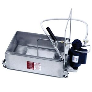 Magnesol Low Boy Fryer Oil Filtration Machine