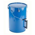 Miroil 30 litre 6 gallon pail for fry oil storage