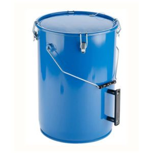 Miroil 30 litre 6 gallon pail for fry oil storage