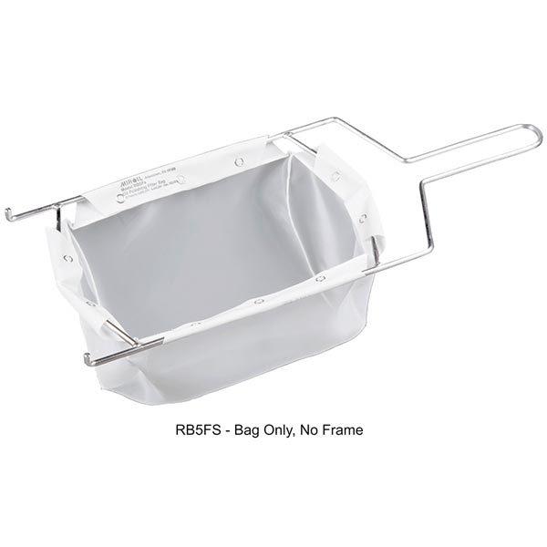 Miroil RB5FS EZ Flow Oil Filter Bag