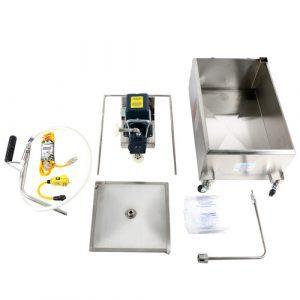 Magnesol Low Boy J-95 Filter Machine
