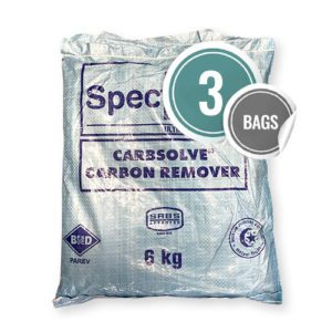 Spectank Carbsolve Carbon Remover 6kg 3 pack