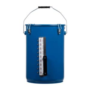 Miroil 6 Gal Utility Pail with Measuring Gauge