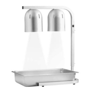 Chef Master Large Food Warmer Lamp