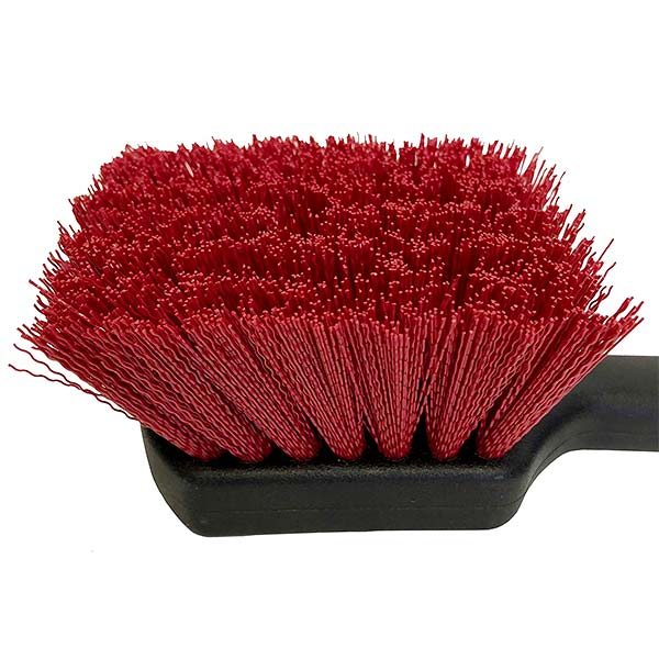 FryOilSaver Deep Fryer Cleaning Brush with Long Handle