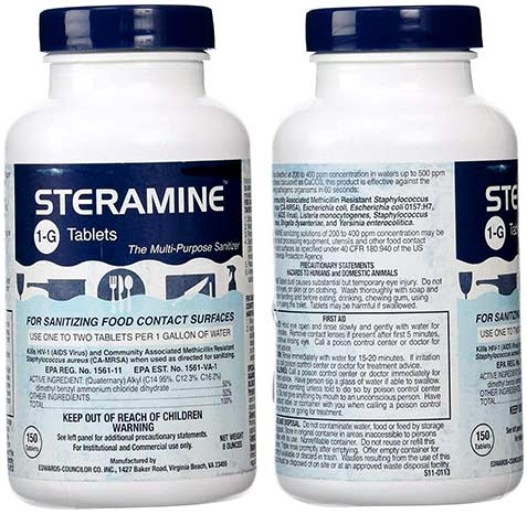 Buy Steramine online in the US - FREE SHIPPING!
